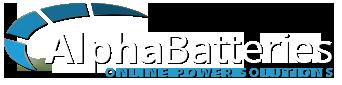 Alpha Batteries Logo